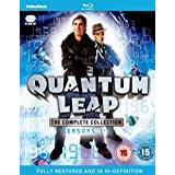 Movies Quantum Leap: The Complete Collection [Blu-ray]