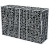 vidaXL Gabion Basket 150x50x100cm
