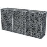 Chain-Link Fence vidaXL Gabion Basket 200x50x100cm