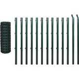 Fence Netting vidaXL Euro Fence Set 25mx120cm 142400
