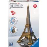 3D-Jigsaw Puzzles Ravensburger Eiffel Tower 216 Pieces