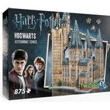 3D-Jigsaw Puzzles Wrebbit Harry Potter Hogwarts Astronomy Tower 875 Pieces
