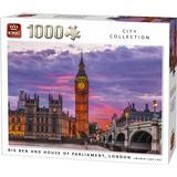 Classic Jigsaw Puzzles King Big Ben & House of Parlament London