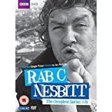 Movies Rab C Nesbitt -The Complete Series 1-8 Box Set [DVD]
