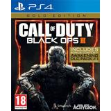 Black ops 3 ps4 PlayStation 4 Games Call of Duty: Black Ops III - Gold Edition