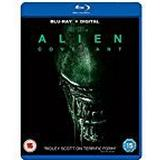 Alien blu ray Movies Alien: Covenant [Blu-ray] [2017]