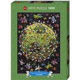 Classic Jigsaw Puzzles Heye Football 1000 Pieces