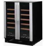 Wine Storage Cabinet Vestfrost W38 Silver, Black