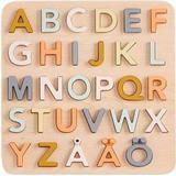 Kids Concept ABC Wooden Puzzle