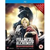Blu-ray Fullmetal Alchemist Brotherhood - Complete Series Box Set (Episodes 1-64) [Blu-ray]