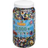 Hama Midi Beads in Tub 211-66