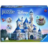 3D-Jigsaw Puzzles Ravensburger Disney Castle 3D Puzzle 216 Pieces