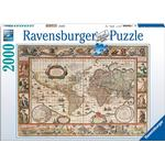 Ravensburger Map of the World 2000 Pieces