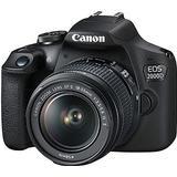 Canon EOS 2000D + 18-55mm IS II