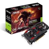 Graphics Cards ASUS Cerberus-GTX1050TI-O4G