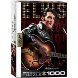 Classic Jigsaw Puzzles Eurographics Elvis Presley Comeback Special 1000 Pieces