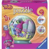Ravensburger Trolls 3D Puzzle 72pc
