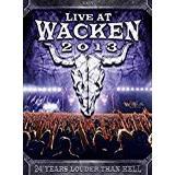 Live At Wacken 2013 [Blu-ray] [2014]