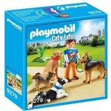 Toy Figures Playmobil Dog Trainer 9279