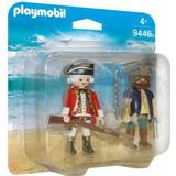 Playmobil pirate Toy Figures Playmobil Pirate & Soldier 9446