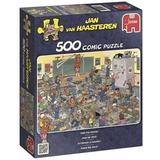 Classic Jigsaw Puzzles Jumbo Find the Mouse 500 Pieces