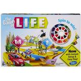 Board Games Hasbro The Game of Life