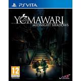 Playstation Vita Games Yomawari Midnight Shadows