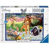 Classic Jigsaw Puzzles Ravensburger Disney Collector's Edition Bambi 1000 Pieces