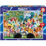 Jigsaw Puzzles on sale Educa The Marvellous World of Disney 2 1000 Pieces