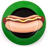 Dinner Plates Seletti Hot Dog Dinner Plate 27 cm