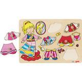 Goki Dress Up Princess Puzzle