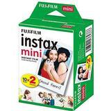 Instant Film Fujifilm Instax Mini Film 20 pack