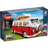 Building Games Lego Creator Volkswagen T1 Camper Van 10220