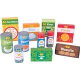 Food Toys Bigjigs Cupboard Groceries