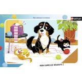 Jigsaw Puzzles NATHAN My Pets at Home 15 Pieces