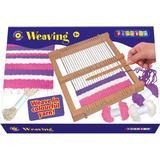 Weaving & Sewing Toys PlayBox Yarn Weaving Craft Set