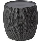 Keter storage Garden Table Keter Knit Cozy Side Table