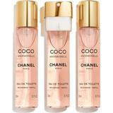 Chanel Coco Mademoiselle Twist & Spray EdT 3x20ml Refills