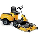 Front Mower Stiga Park 416 P With Cutter Deck