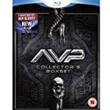 Alien blu ray Movies AvP 1 & 2 Double Pack [Blu-ray]