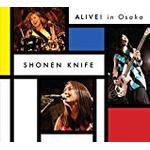 Shonen Knife - Alive! In Osaka (Dvd+cd) [2018] [NTSC]