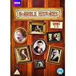 Horrible Histories - Series 1-5 [DVD] [2001]