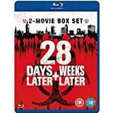 Movies 28 Days Later/28 Weeks Later [Blu-ray]