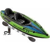 Kayak Set Intex Challenger K2