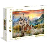 Clementoni High Quality Collection Neuschwanstein 2017 2000 Pieces