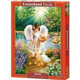 Castorland An Angel's Warmth 500 Pieces