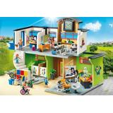 Playmobil city Toys Playmobil Furnished School Building 9453
