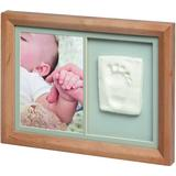 Baby Art My Baby Touch Wooden Frame