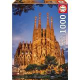 Educa Sagrada Familia 1000 Pieces