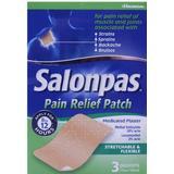 Salonpas Pain Relief Patch 3 Pack